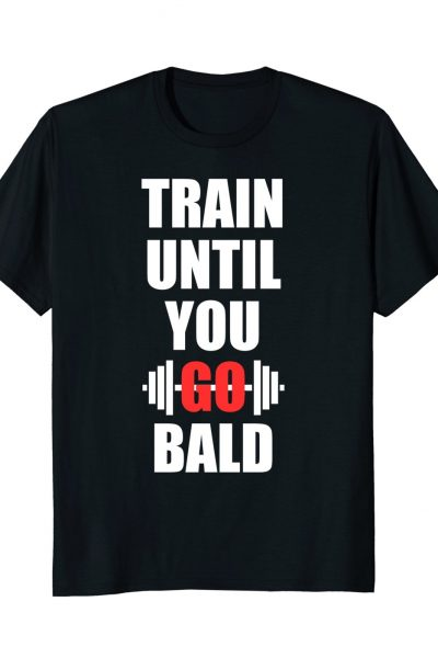 One Punch Man Anime Training Gym Workout T-shirt