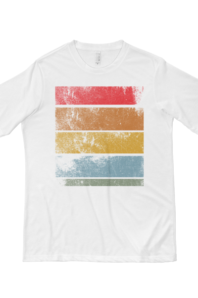 Painted Lines T-shirt