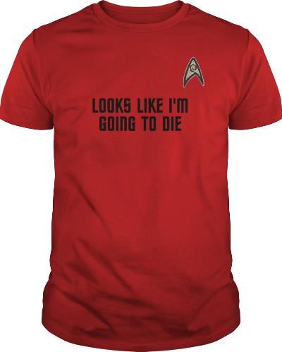 Star Trek Red Shirt Ensign Uniform