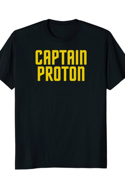 Star Trek Voyager Captian Proton Scifi Cosplay