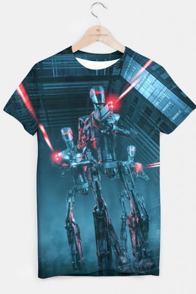 The Assault T-shirt, Live Heroes