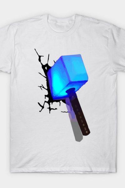 Thor Hammer   Mjolnir T-Shirt
