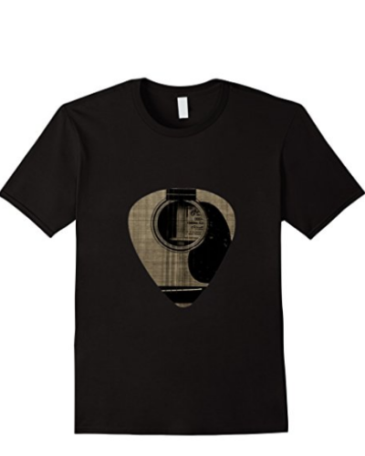 Awesome Acoustic Guitar – T-Shirt Mens & Womens / Kids Sizes