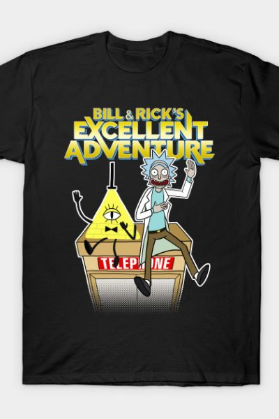 Bill and Rick's Excellent Adventure!