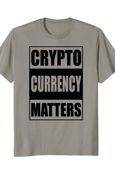 Crypto Currency Matters