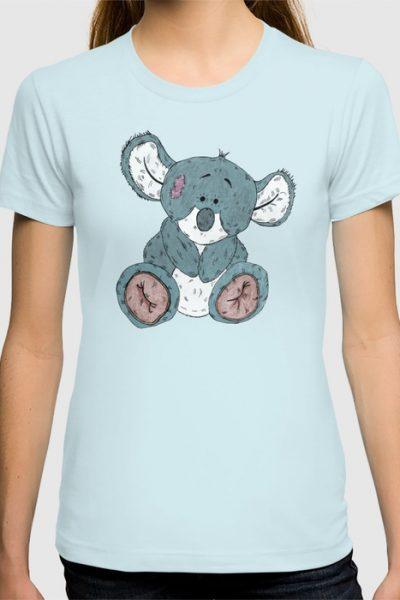 Cuddly Koala T-shirt by pabrimel