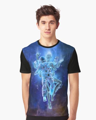 Deep Space Embrace