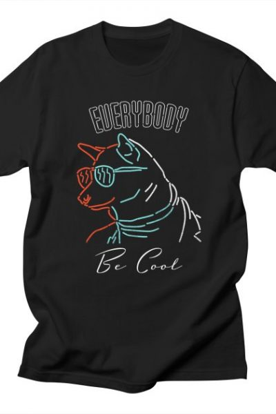 Everybody Be Cool | Rocketman Threadless Shop
