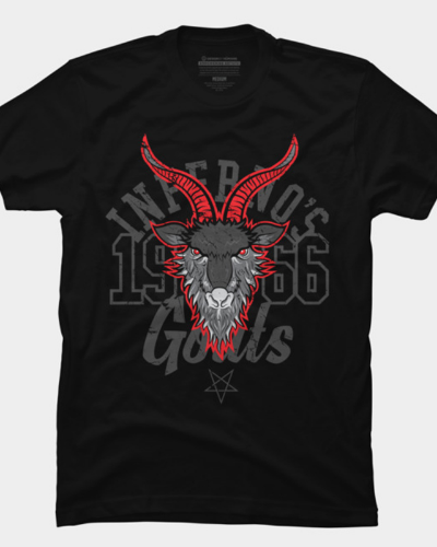 Inferno's Goats