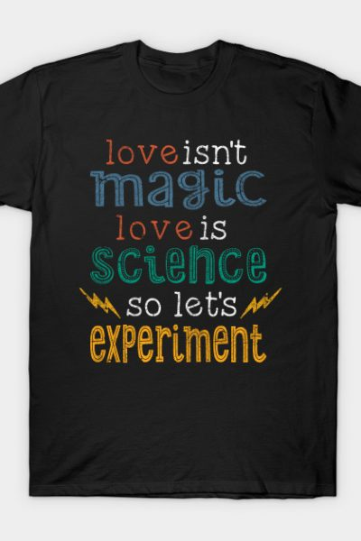 Love is Science Let's Experiment