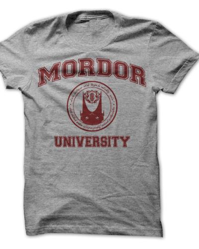 Mordor University TLOTR