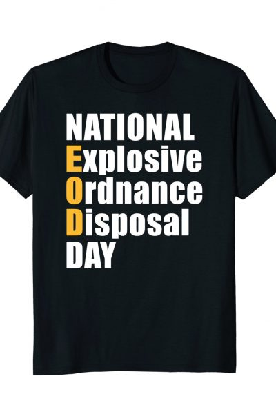 National Explosive Ordnance Disposal Day 2018