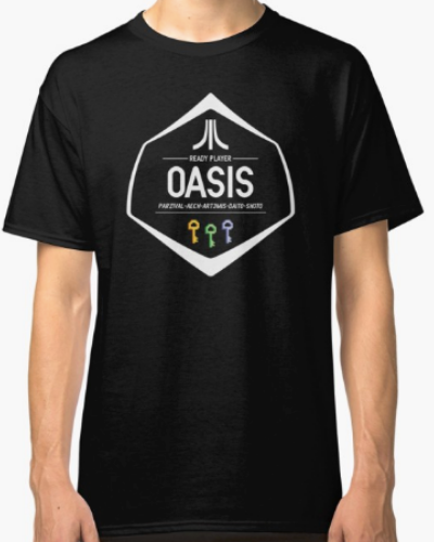 OASIS – READY PLAYER
