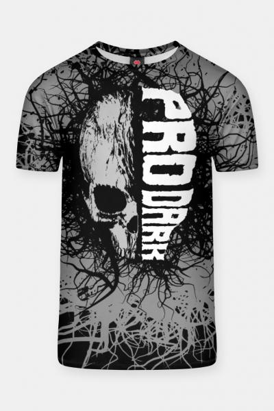 Pro Dark T-shirt, Live Heroes