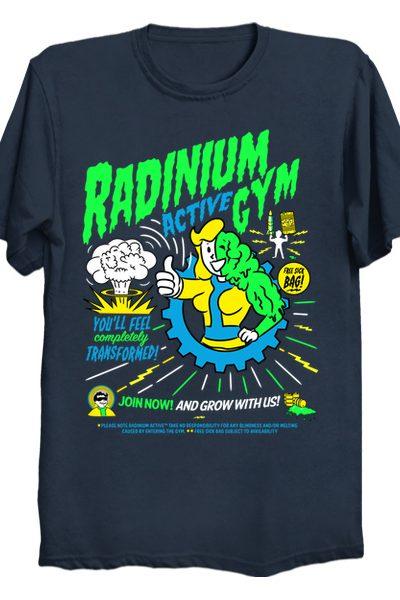 Radinium Gym