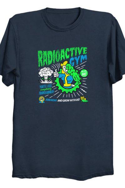 Radioactive Gym