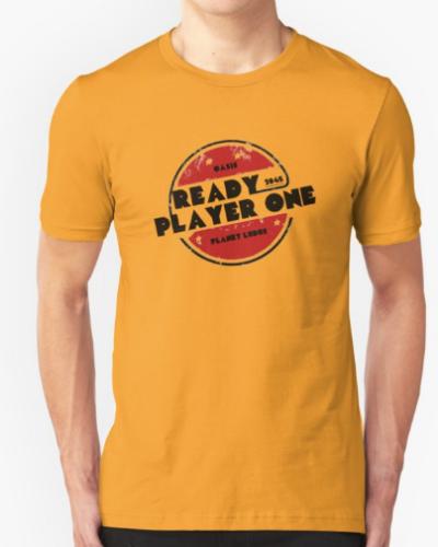Ready Player One Logo
