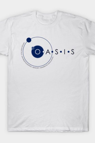 Ready Player One – OASIS Logo T-Shirt