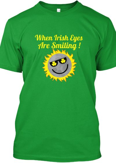 Smilling Irish Eyes