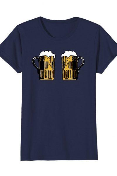 Womens Do You Like My Beer Mugs? Beer Boobs Novelty