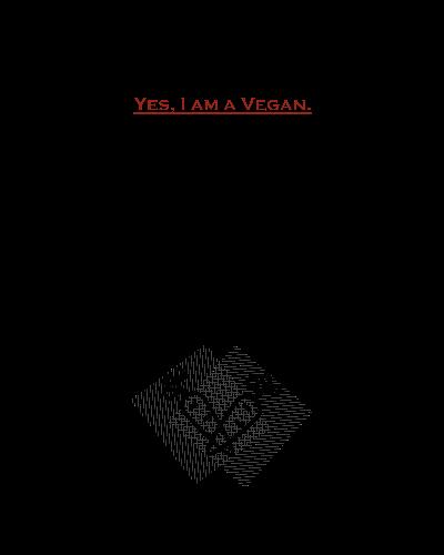Yes, I am a vegan