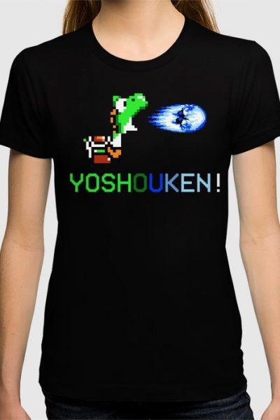 YOSHOUKEN! T-shirt by therocketman