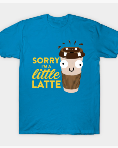 A little latte