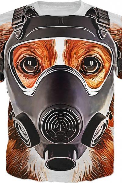 Biohazard Dog