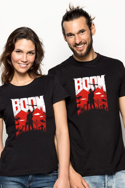 Boom! de Rocketman – Camisetas Pampling.com