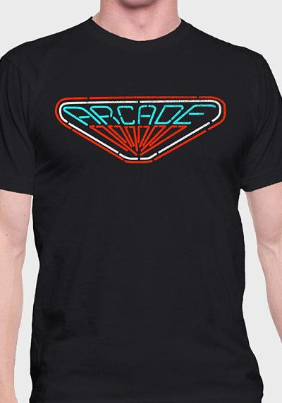 Down The Arcade –  Unisex / Men's / Women's T-Shirt