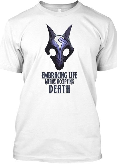 League of Legends KINDRED quote