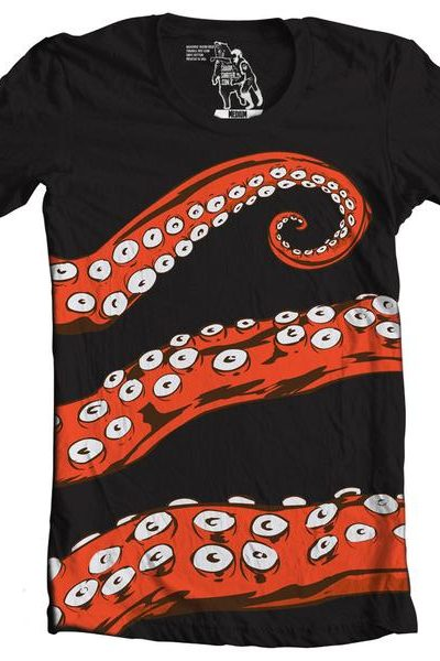 Octohug Men's Graphic Tee