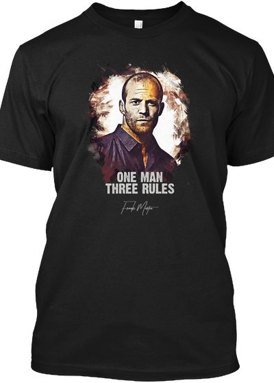 One Man Three Rules – TRANSPORTER