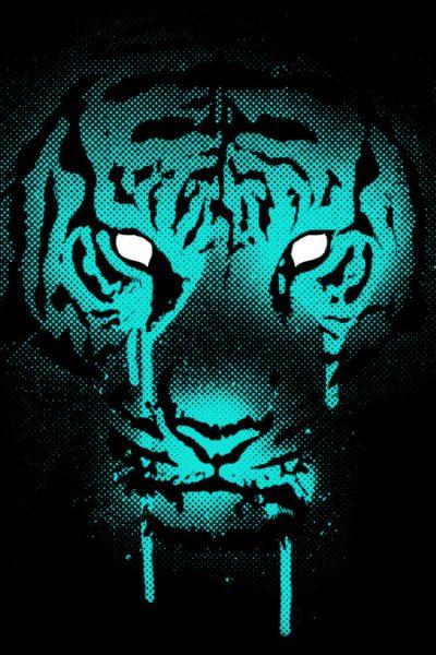 Tiger Tiger T Shirt By Krobilad Design By Humans