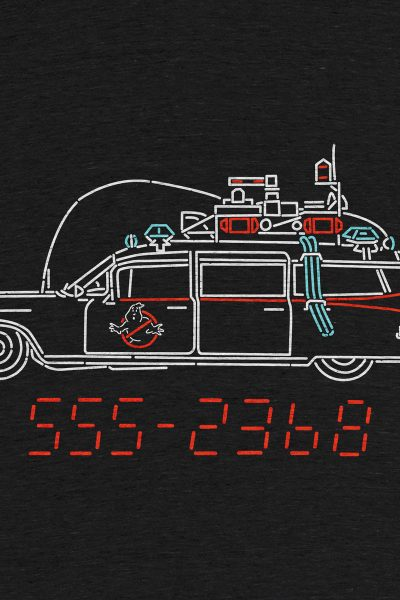 Who you gonna call? by Rocketman