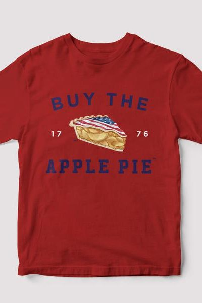 Apple Pie Liberty T-Shirt