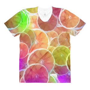 Colorful Citric Pattern