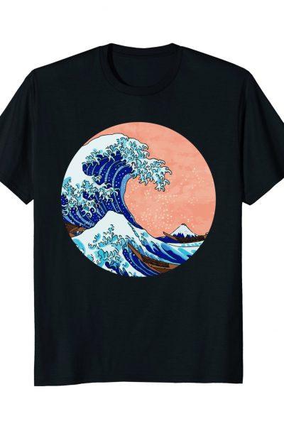 Poison Design: The Great Wave of Kanagawa Japanese