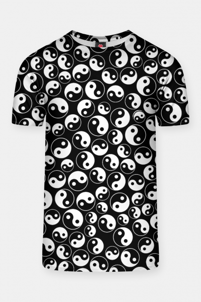 The Yin and the Yang T-shirt, Live Heroes