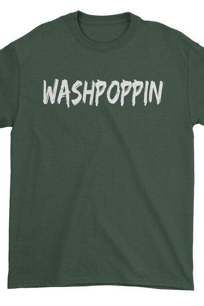 Washpoppin Mens T-shirt