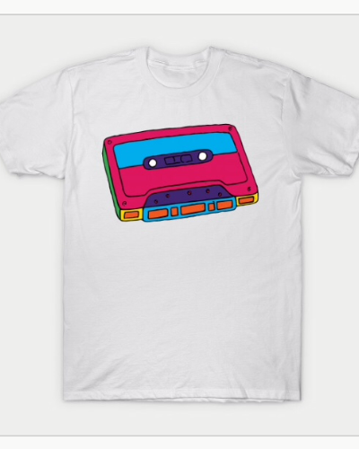 Cassette Tape – Color