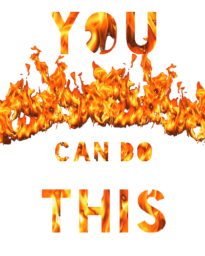 In flames – you can do this T-Shirt