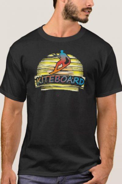 Kiteboard addict design T-Shirt