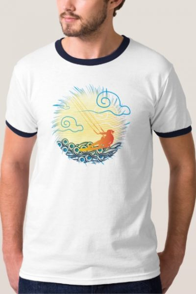 Kiteboard design T-Shirt