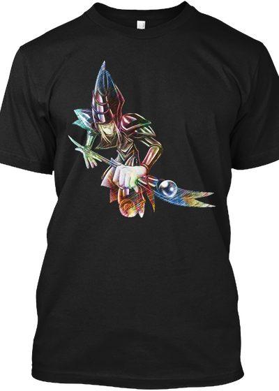OG Dark Magician Rainbow Style