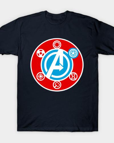 America pinwheel logo