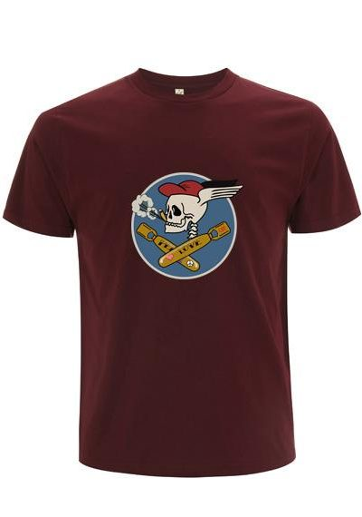 Drop the love bomb t-shirt