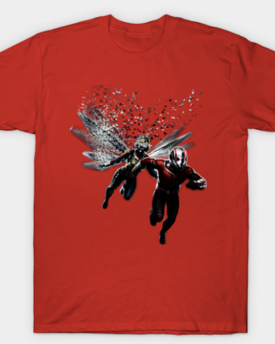 Antman and the Wasp T-Shirt