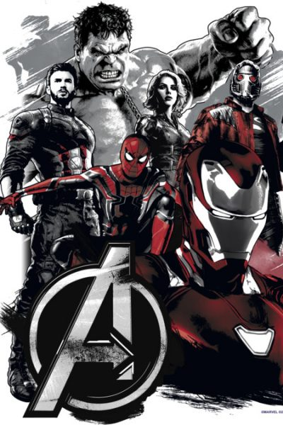 Classic Heroes T Shirt By Marvel Design By Humans