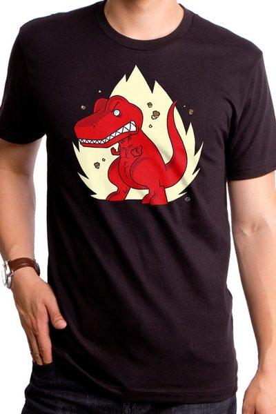 Dino Ball Z T-Shirt